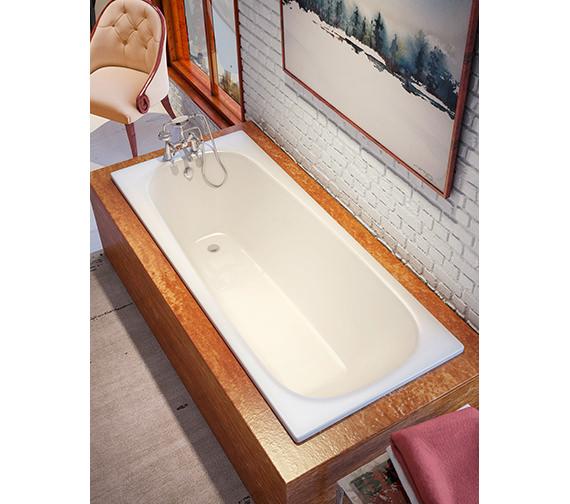 Image 3 of Bette Form Rectangular Steel Bath 1500mm x 700mm - BETTE 1500