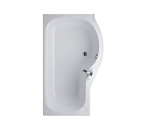 Ideal Standard Space Idealform Plus 1700 x 700mm Shower Bath Image