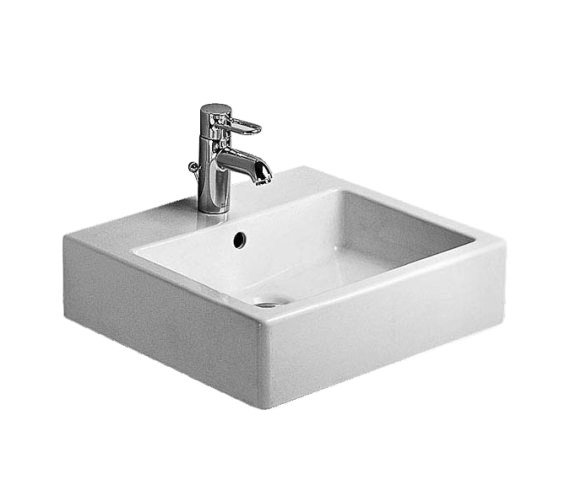 Image 3 of Vero Washbasin 500mm On Ketho 450mm Furniture  - KT668501818