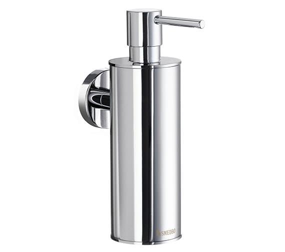 Smedbo Home Soap Dispenser With Holder - HK370 Image