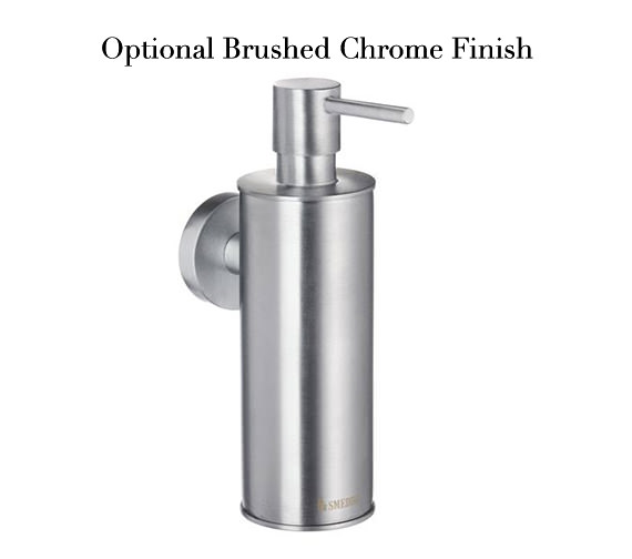 Image 3 of Smedbo Home Soap Dispenser With Holder - HK370