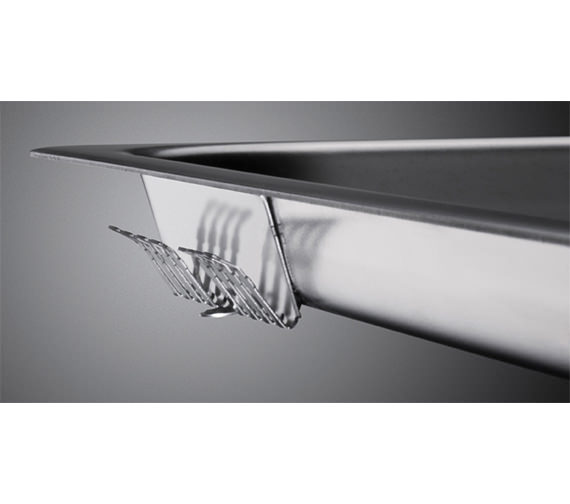 Image 5 of Franke Ascona ASX 651 Stainless Steel 1.5 Bowl Kitchen Inset Sink