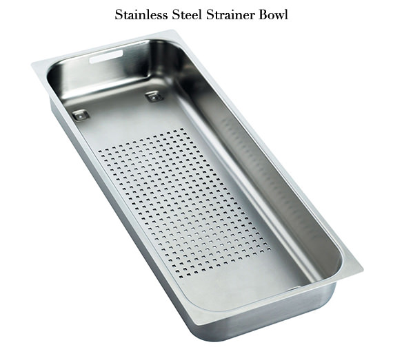 Image 5 of Franke Mythos Slim-Top DP MMX 211 Stainless Steel Kitchen Sink And Tap