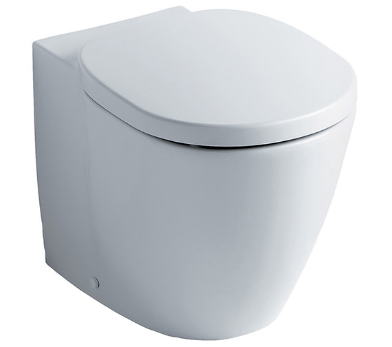 Ideal Standard Concept Back-To-Wall WC Pan 550mm - E791601 Image