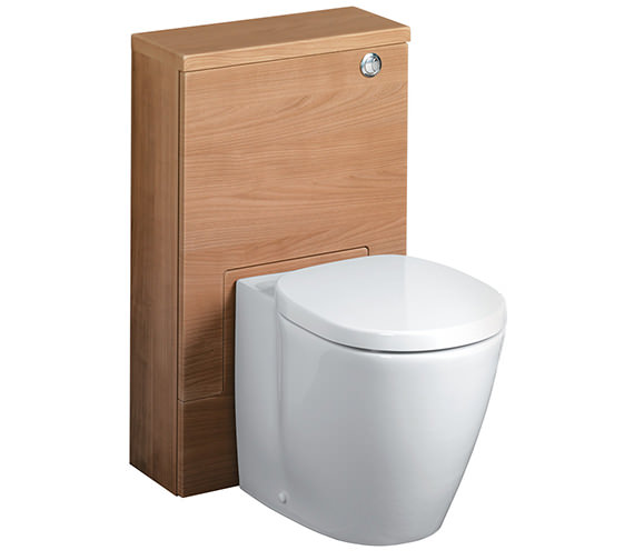 Image 3 of Ideal Standard Concept Back-To-Wall WC Pan 550mm - E791601