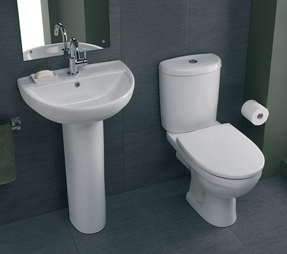 Twyford Refresh Cloakroom Suite Image