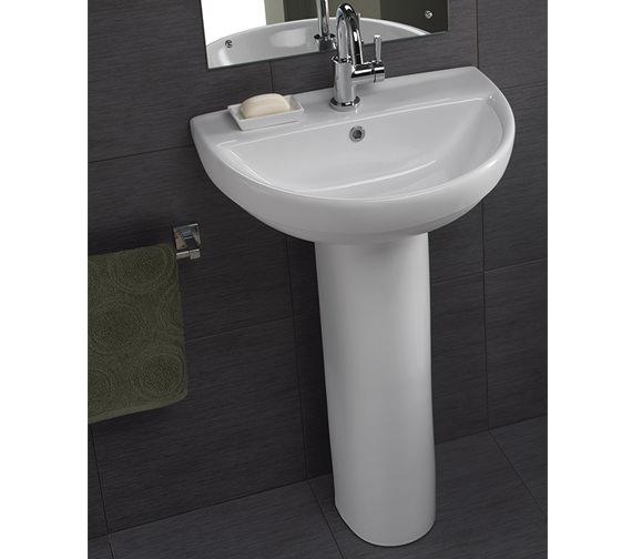 Image 11 of Twyford Refresh Cloakroom Suite