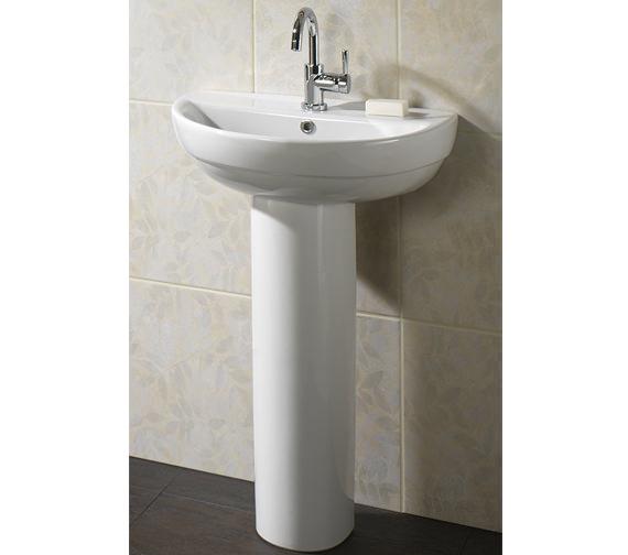 Image 12 of Twyford Refresh Cloakroom Suite