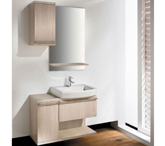 Roca Hall Modular Base Unit With Right Hand Door - 856113611 Image