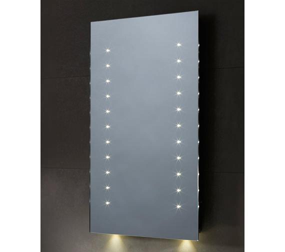 Tavistock Momentum LED Illuminated Bathroom Mirror 450mm x 700mm Image