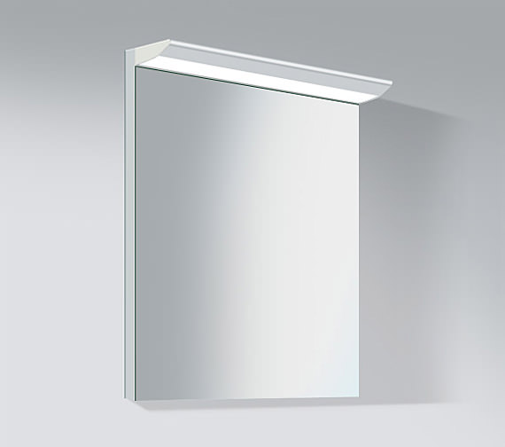 Duravit Darling New Mirror With Lighting 600 x 800mm - DN725500000 Image