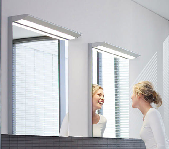 Image 3 of Duravit Darling New Mirror With Lighting 600 x 800mm - DN725500000