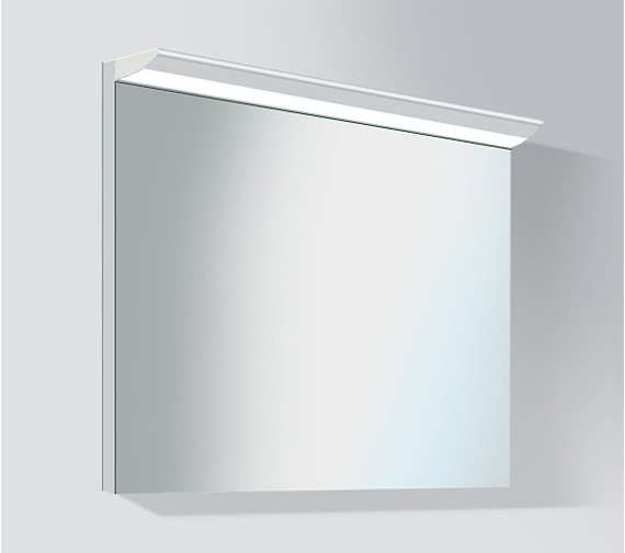 Duravit Darling New Mirror With Lightning 1000x800mm - DN725700000 Image