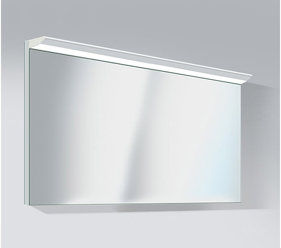 Duravit Darling New Mirror With Lightning 1500x800mm - DN726500000 Image